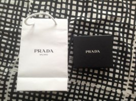 Prada Wallet sand brown leather