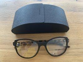 Prada Glasses black-sand brown acetate