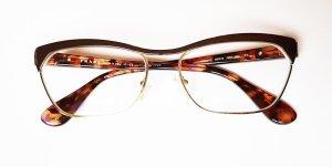 Prada Brille VPR 57Q Multicolor QE6-1O1 Korrektionsbrille