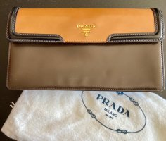 Prada Clutch multicolored leather