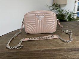 Prada Diagramme leather bag