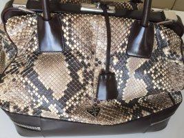 *** PRADA *** Exklusive Handtasche aus Schlangen Leder !!!