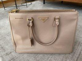 Prada Galleria Große Tasche in Puderrosa