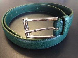 Prada Cintura verde bosco-argento
