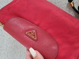 Prada handtasche Crossbody Gold Rot