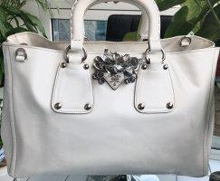 Prada Handtasche weiß Original NP 1.700€