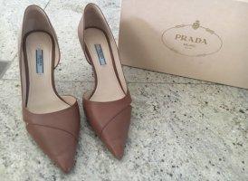 Prada High Heels in Braun