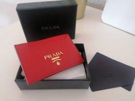 Prada Wallet red