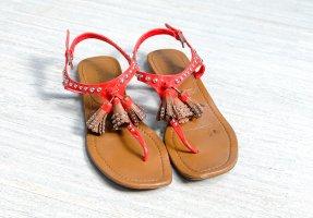 Prada Toe-Post sandals multicolored