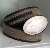 Prada Leather Belt multicolored mixture fibre