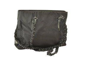Prada Nylon Chain Shoulder Bag
