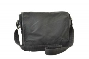Prada Shoulder Bag black cotton