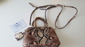 Prada Promenade Mini Bag Pythonleder ORIGINAL