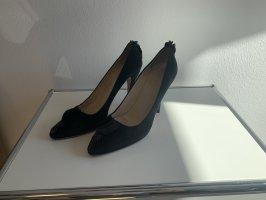 Prada High Heels black-anthracite