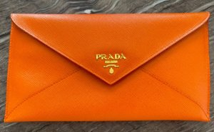 Prada Saffiano Long Wallet