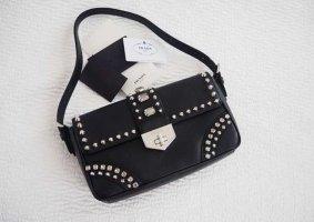PRADA Saffiano Tasche mit Kristallen