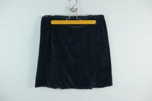 Prada Mini rok donkerblauw Katoen