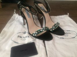 Prada Sandalen Pumps Higheels  38 1/2 neu