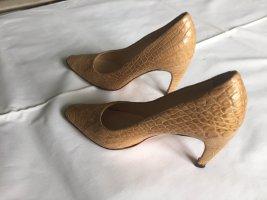 Prada Schuhe in Krokodilleder