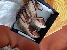 Prada Schuhe wedges sandalen