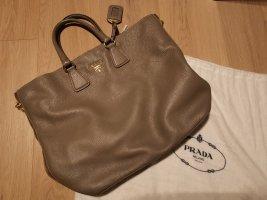 Prada Shopper taupe-marron clair