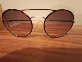 Prada Oval Sunglasses multicolored