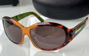 Prada Owalne okulary przeciwsłoneczne Wielokolorowy