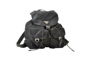 Prada Vintage Nylon Backpack