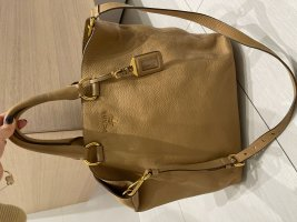 Prada Satchel beige leather