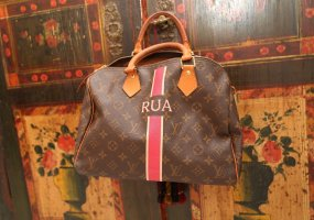 Praktische Louis Vuitton Speedy 30 Limited Edition