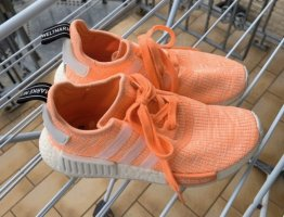 *Preis VB* Adidas NMD R1 orange