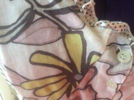 Bandolera Shortsleeve Dress multicolored