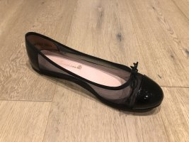Pretty ballerinas Patent Leather Ballerinas black leather
