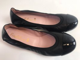 Pretty ballerinas Mary Jane Ballerinas black leather