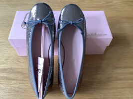 Pretty Ballerinas, Dream Argento, NEUwertig, Gr.39
