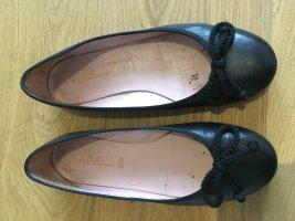 Pretty Ballerinas Leder schwarz (Größe 39)