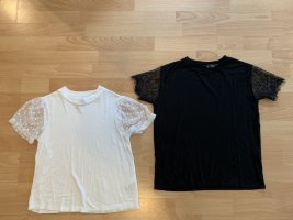 Pretty Little Thing and ASOS t-shirt