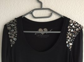 Princess goes Hollywood Sweatjurk zwart-zilver Viscose