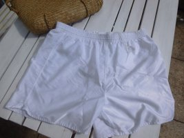 Pro Touch Sporthose Short Satin Weiß Gr. M Gr. 38