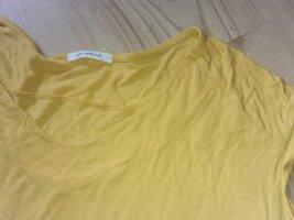 Promod warmes Orangegelb Shirt Top 36