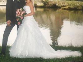 Pronovias Wedding Dress natural white