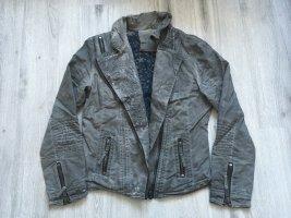 proud Between-Seasons Jacket dark grey polyester