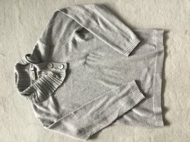 Canda Knitted Sweater light grey