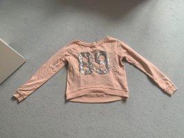 Conleys Maglione girocollo color carne-color oro rosa