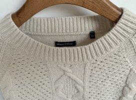 Pulli mit Zopfmuster aus echter Wolle | nie getragen