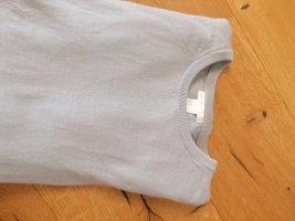 H&M Pull en laine bleu pâle