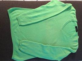 Bruno Manetti Pullover in cashmere verde
