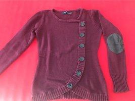 Arizona Crewneck Sweater bordeaux