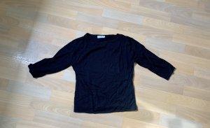 Review Sweter z krótkim rękawem czarny