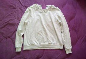 Cooperative Crewneck Sweater natural white